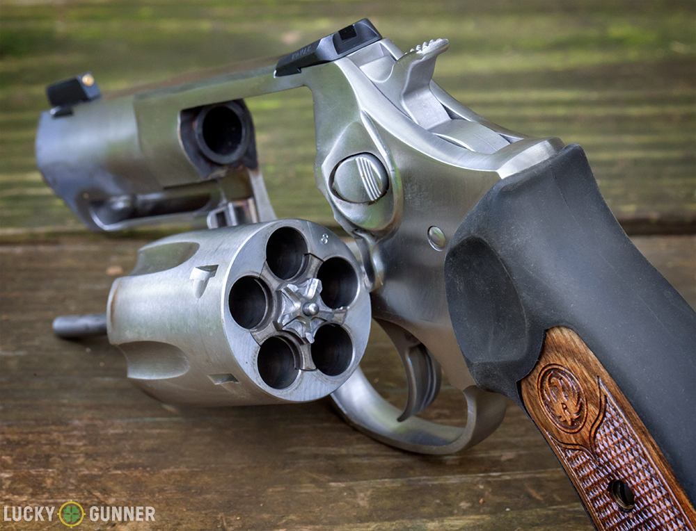 Ruger Wiley Clapp SP-101