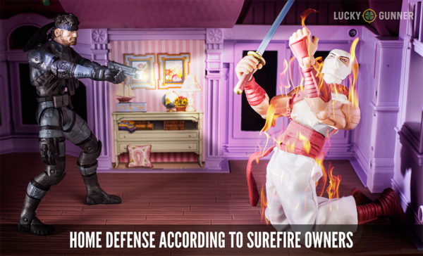 Home Defense According to Surefire Owners