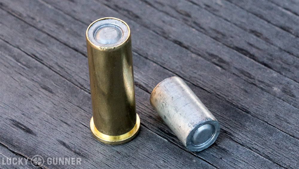 wadcutter bullets
