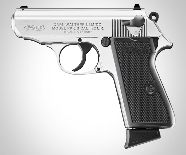 Walther PPK/S .22