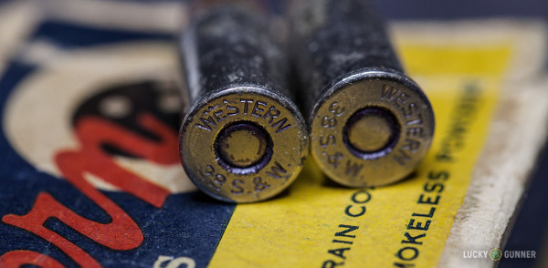 .38 S&W Ammo from Western