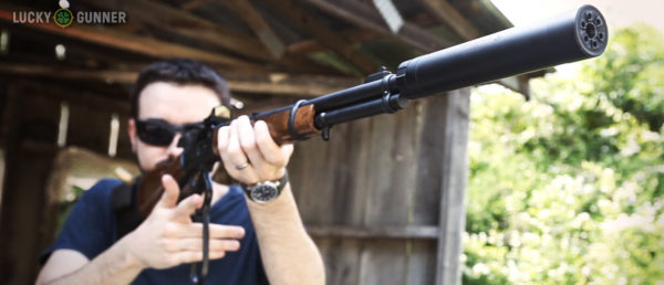 Suppressed Marlin 1894