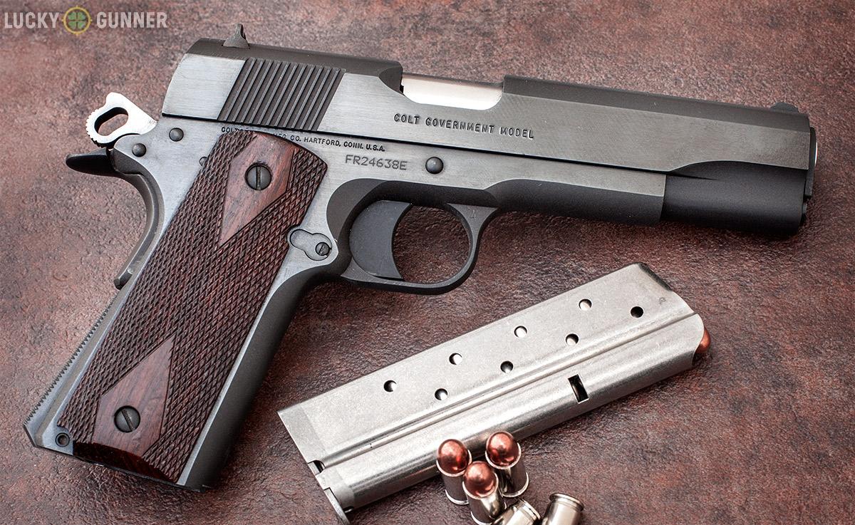 Colt 1911 .38 Super