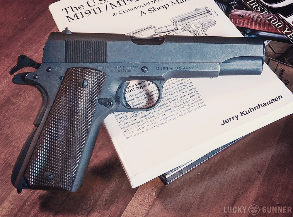 1911s: The Good, The Bad and The Ugly - Lucky Gunner Lounge