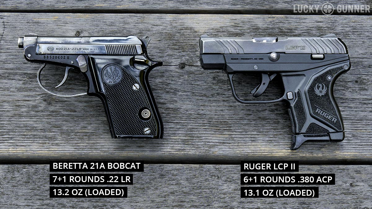 Why A  22 LR Pocket Gun Should Not Be Underestimated - Lucky