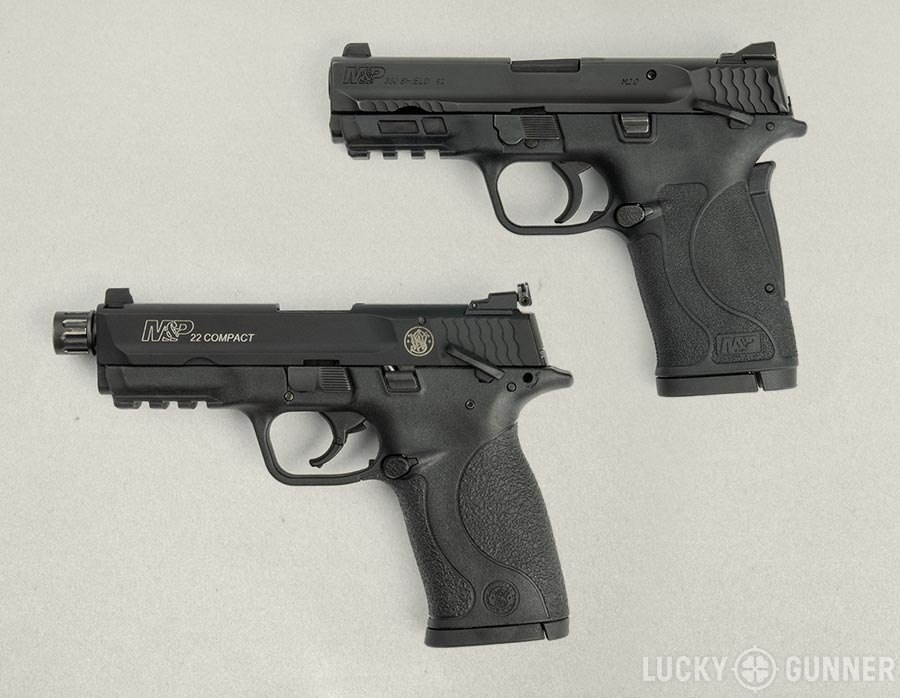 Smith & Wesson M&P 380 Shield EZ Review - Lucky Gunner Lounge