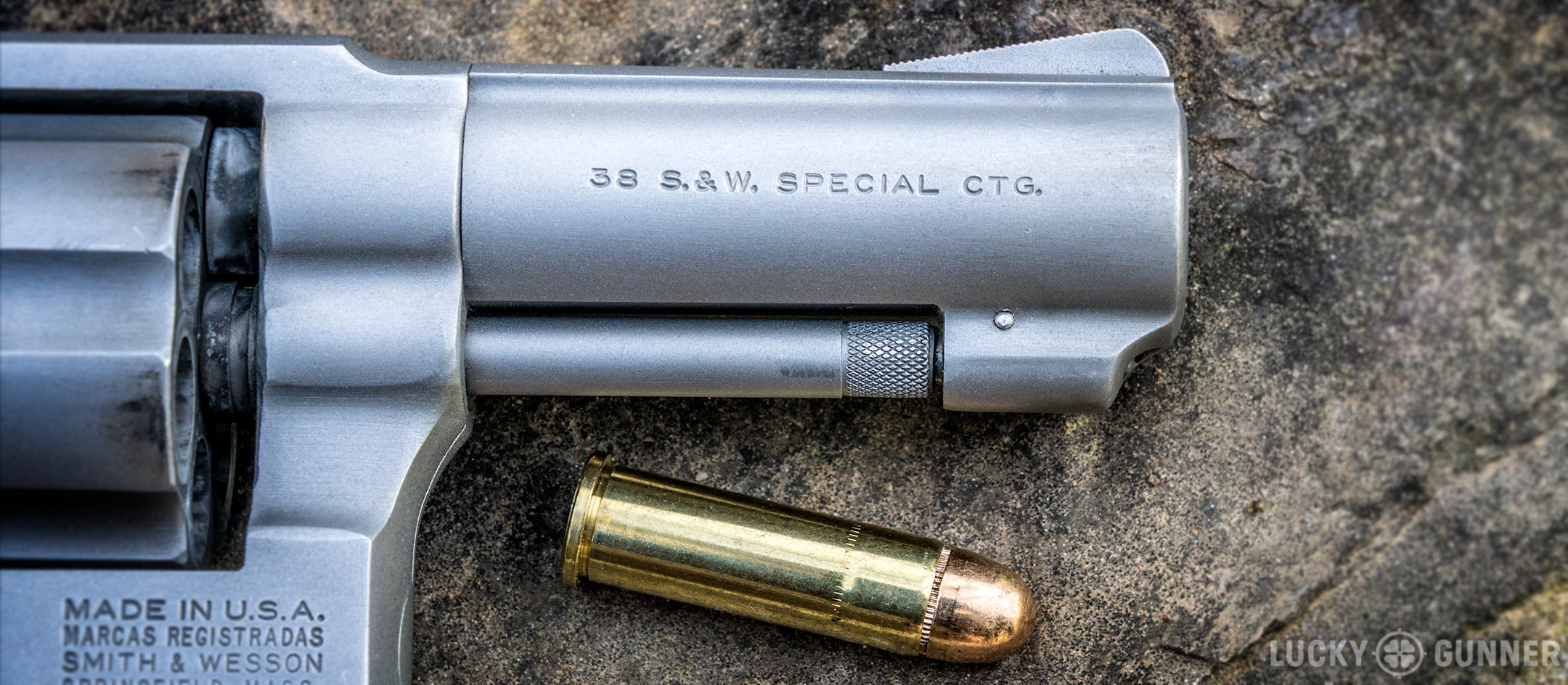 Cartridge of the Century: A History of the 38 Special