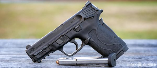 Reviewing the S&W M&P 380 Shield EZ