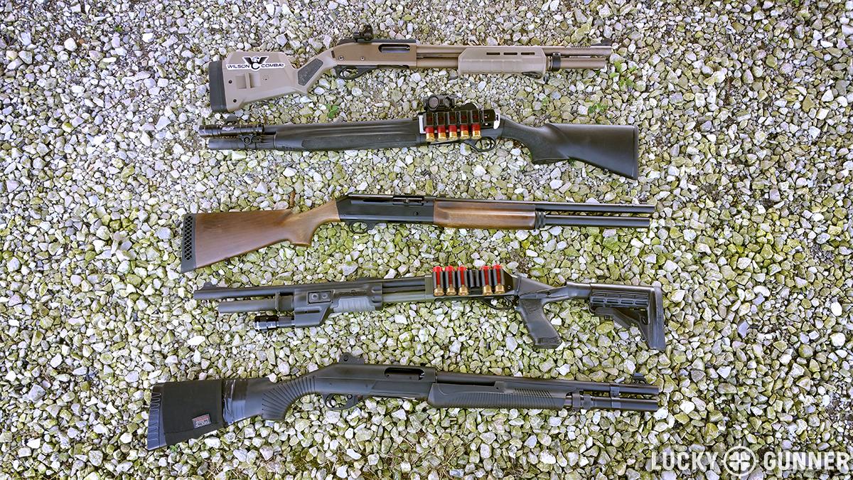 5-shotguns