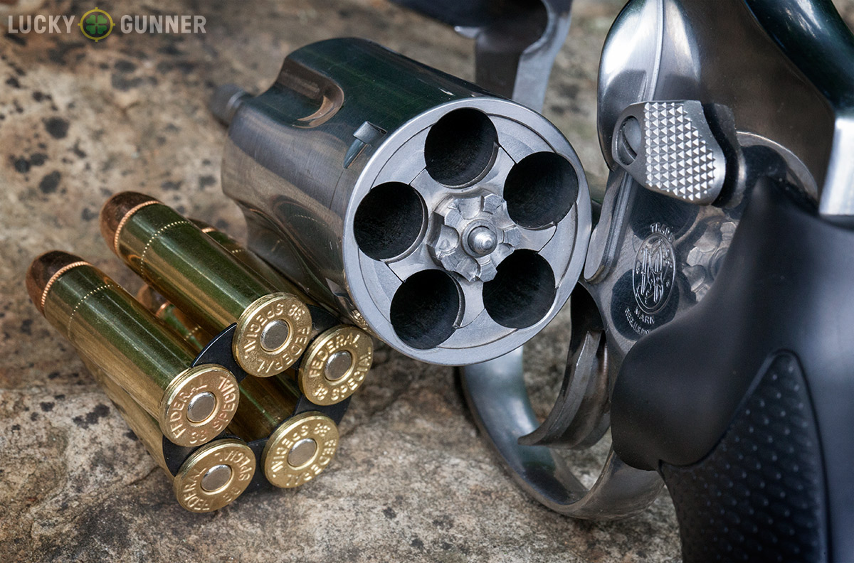The Best J-Frame: Smith & Wesson Model 640 Pro Series