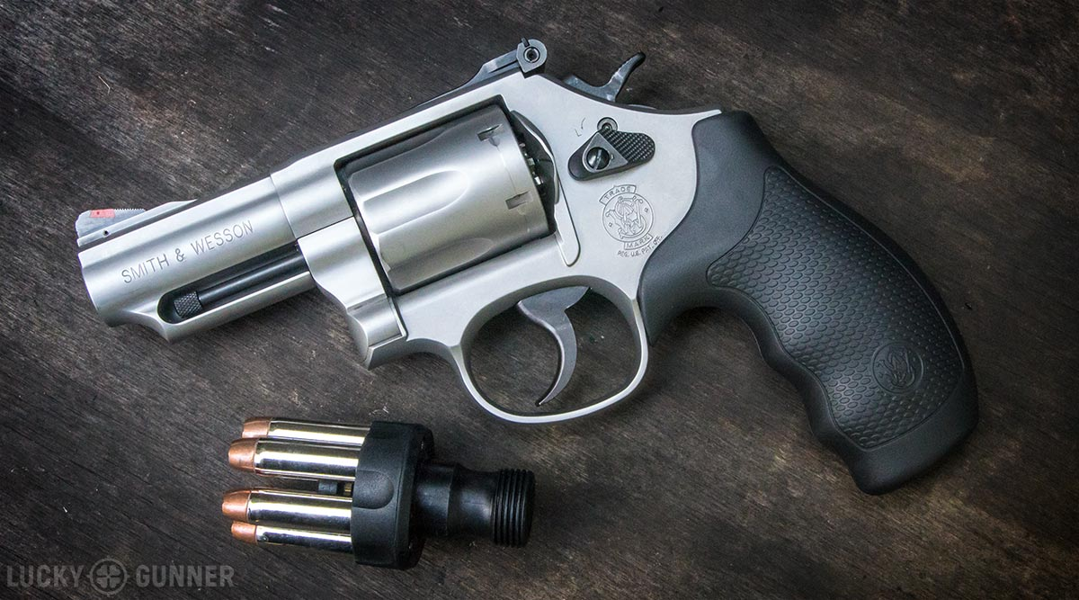 Smith & Wesson Model 66-8 2.75-inch