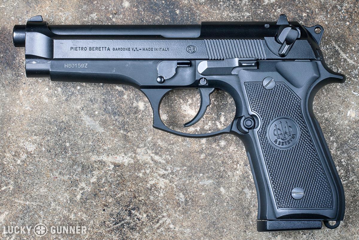 Optimizing the Beretta 92 for Self-Defense - Lucky Gunner Lounge