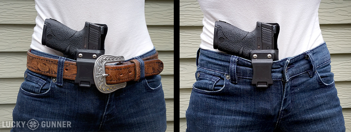 guide to holsters for women know your options