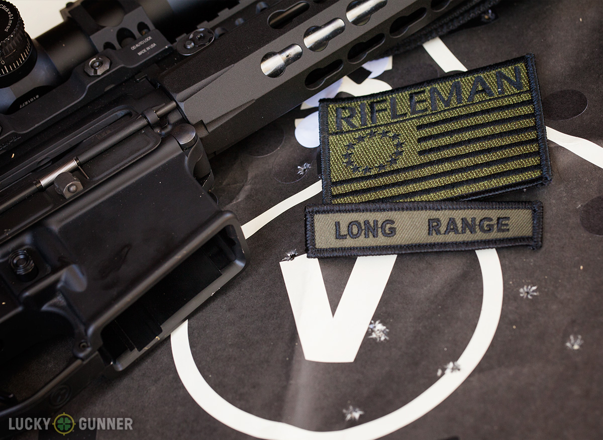 Project Appleseed Rifleman Patch