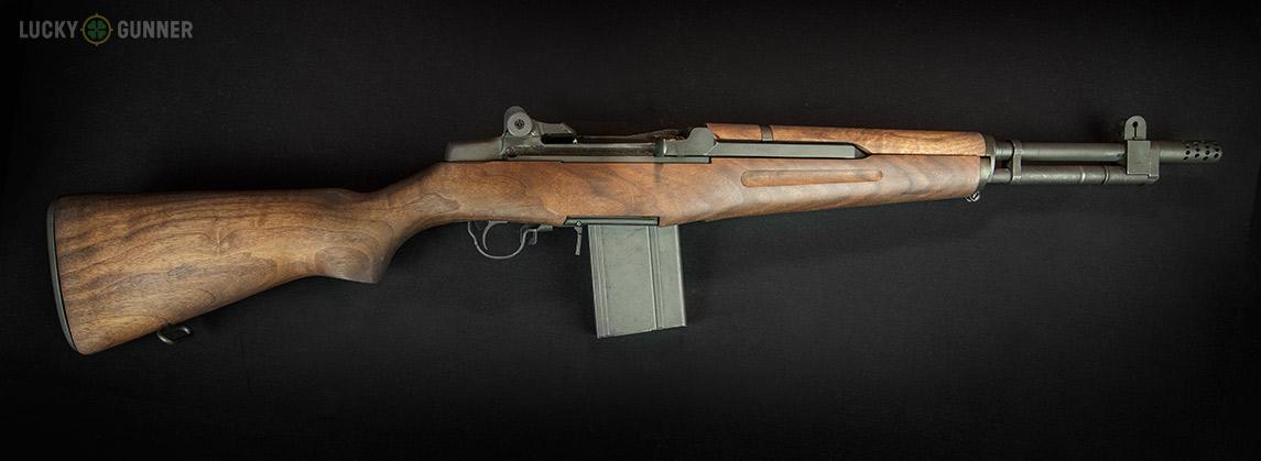 mag-fed M1 Garand conversion