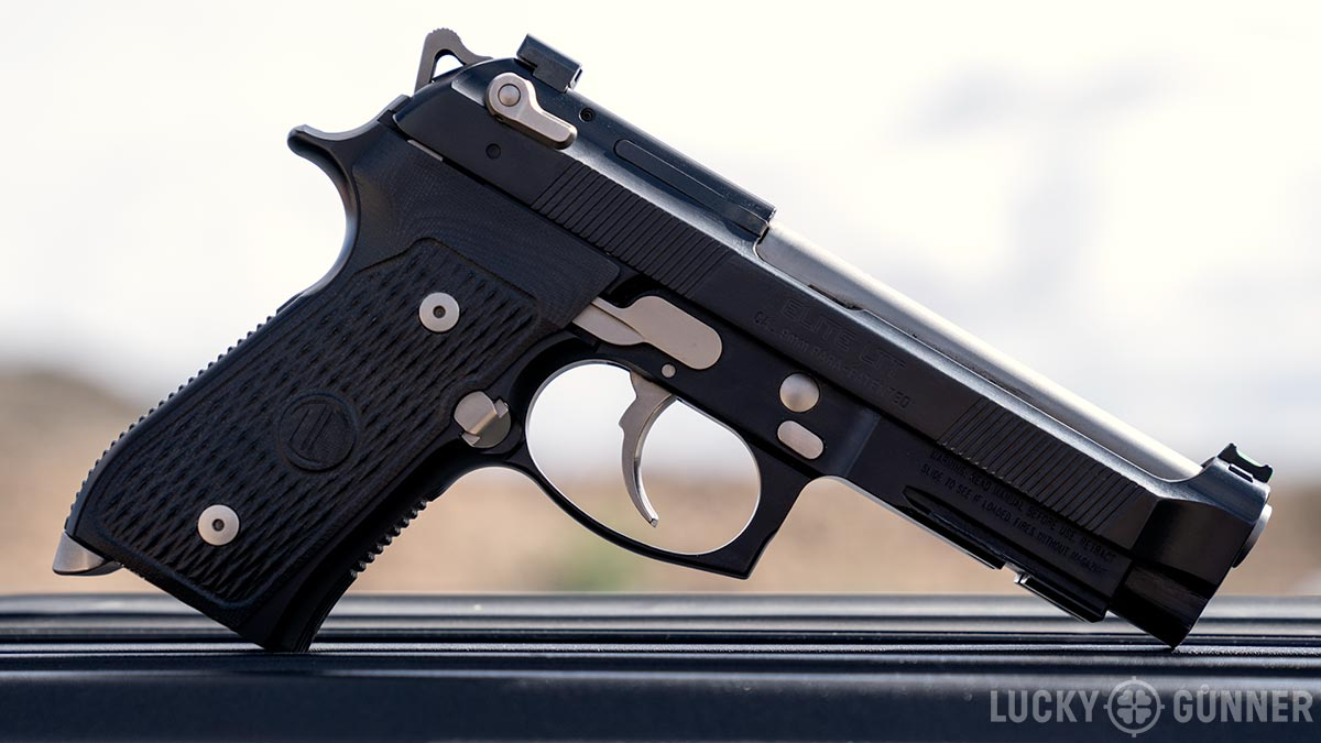 A Completely Biased and Unfair Review of the Beretta 92