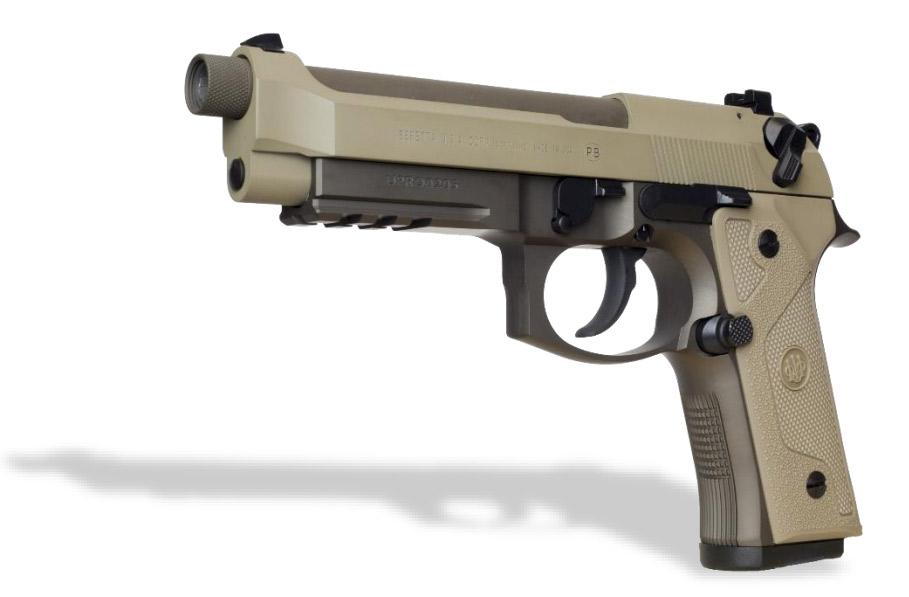 Beretta M9A3 Review - A First Look at Beretta's New M9 Pistol