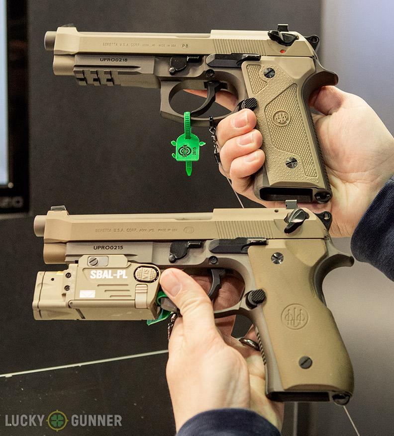 Beretta M9A3 grips