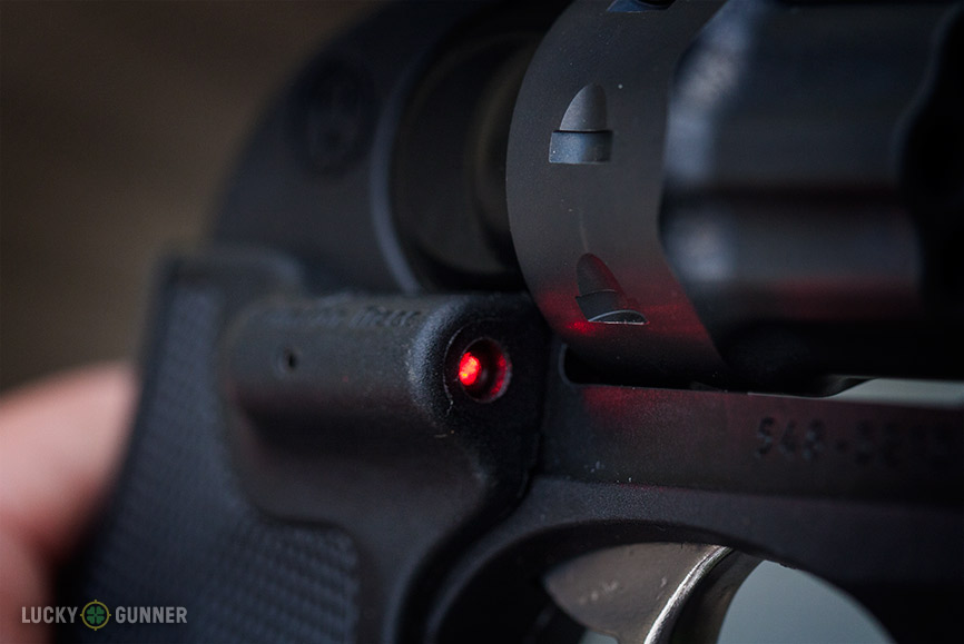 CT Grips for Ruger LCR