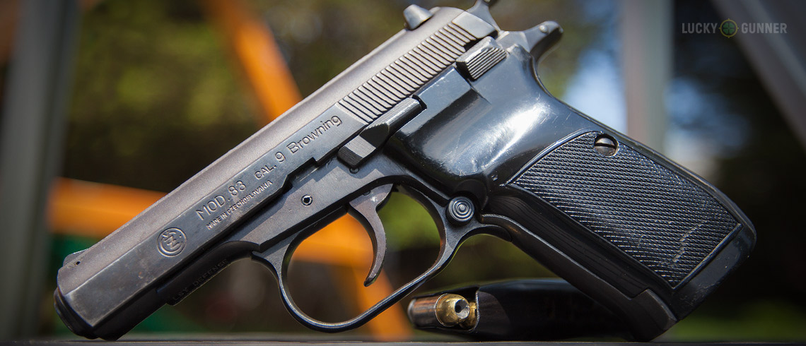 Cz 83 Review Shooting And Carrying A 250 Handgun