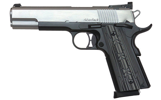 Dan Wesson Silverback 10mm 1911