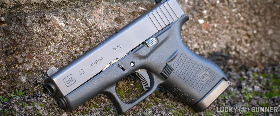 Glock 43 Featured