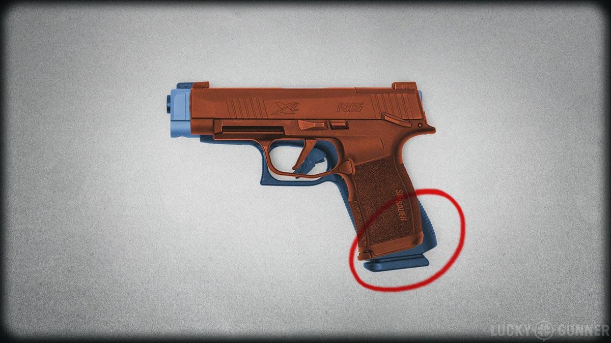Glock 48 versus Sig P365 XL