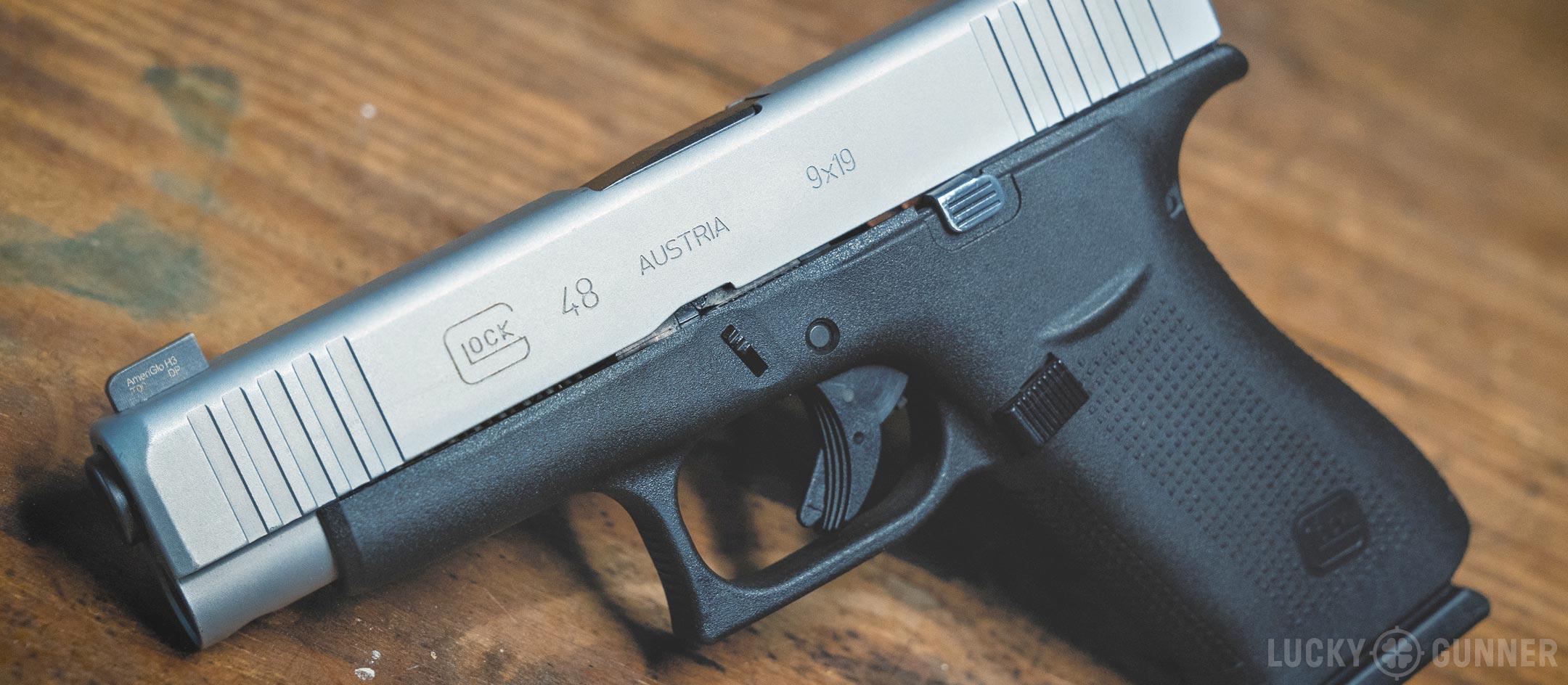 Glock 48 hero image