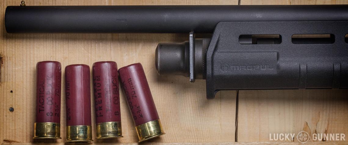is a shotgun a good choice for self defense