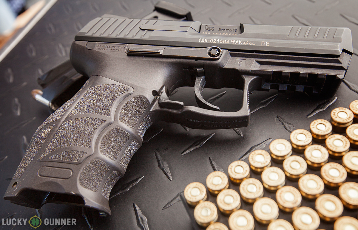 Handgun Grip Reductions Benefits And Risks
