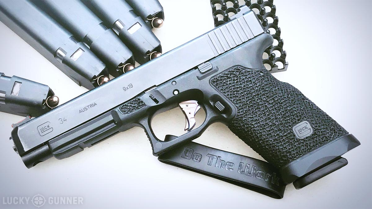 Glock 34 by Boresight Solutions