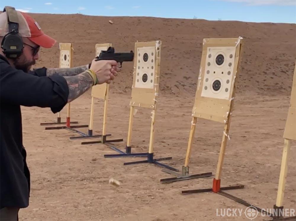 Sig Sauer P229 Legion RX Update #1 - Lucky Gunner Lounge