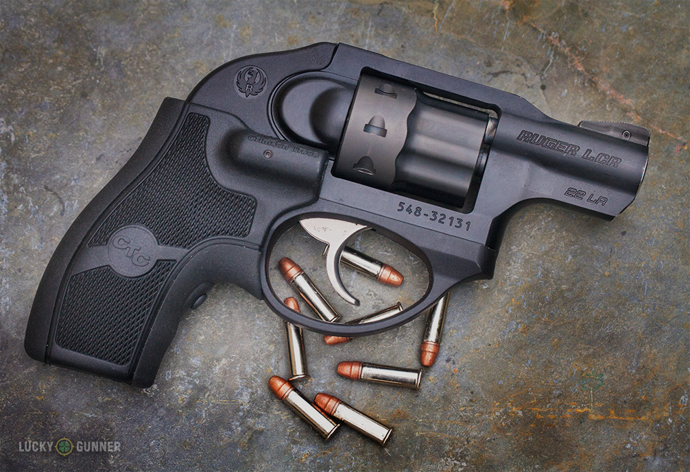 ruger lcr22 review lucky gunner lounge