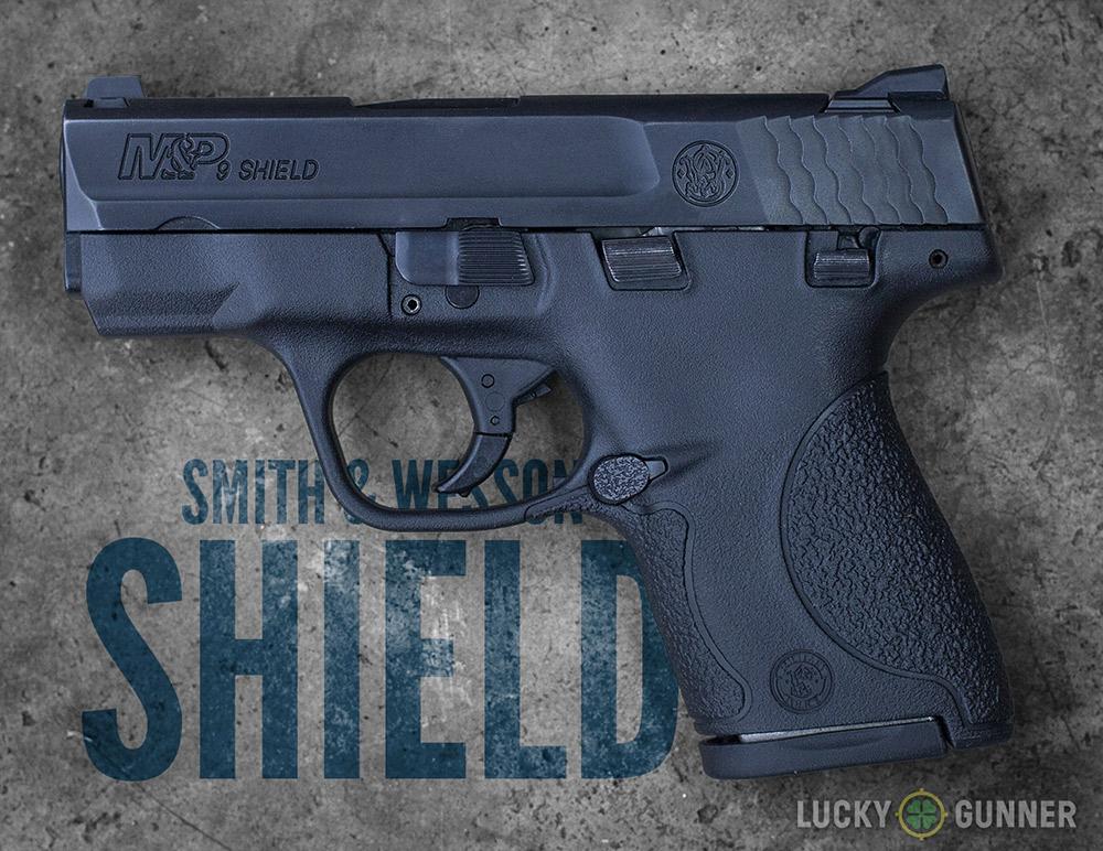 Smith & Wesson M&P Shield 9