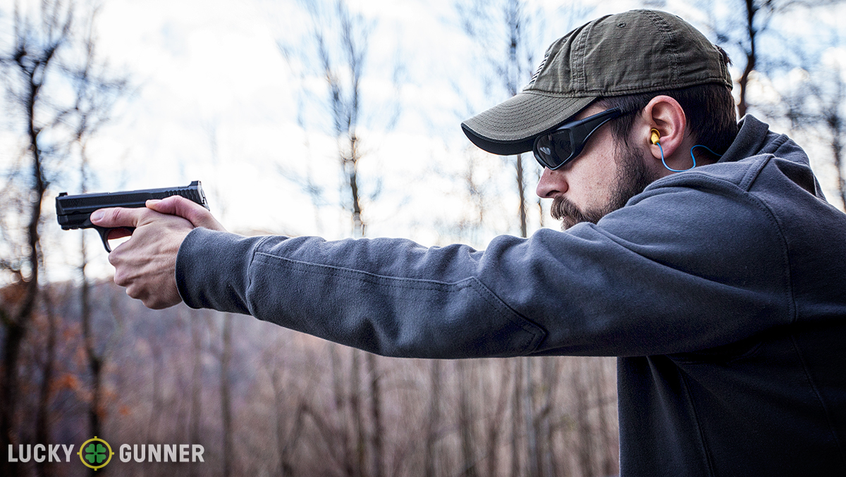 five years with the smith wesson m p 9c a review