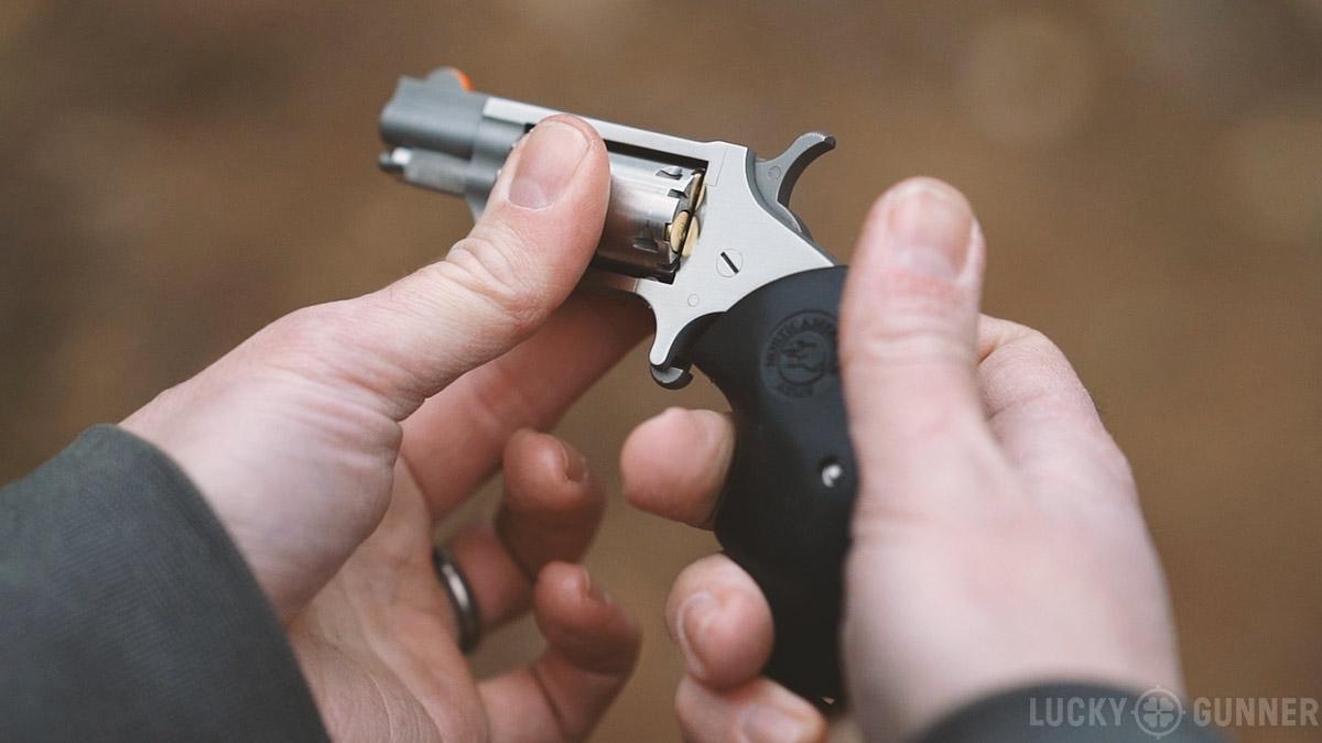 NAA Mini-Revolver .22 Magnum