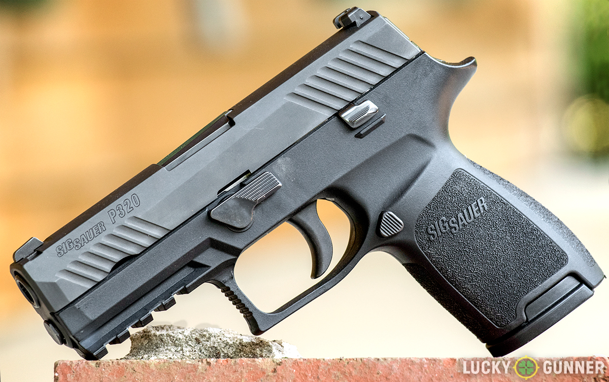 Sig Sauer P-320 Compact and Subcompact Review