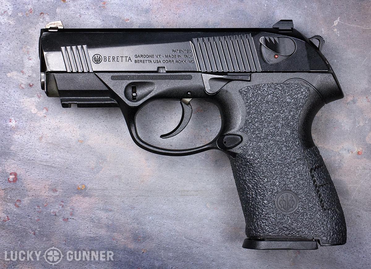 Beretta Px4 Compact Review Part 1 Lucky Gunner Lounge