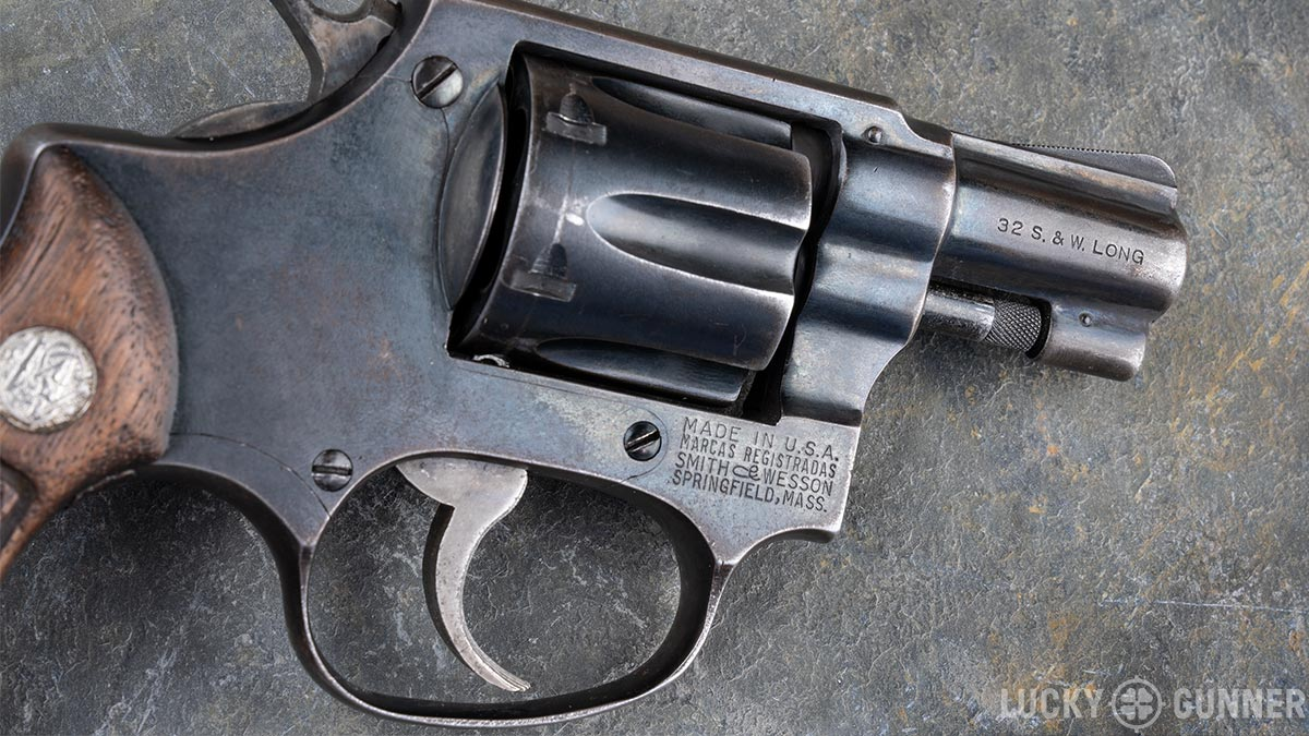 Smith & Wesson Pre Model 30 .32 Long
