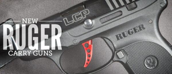 Ruger Carry Guns SHOT 2015 featured