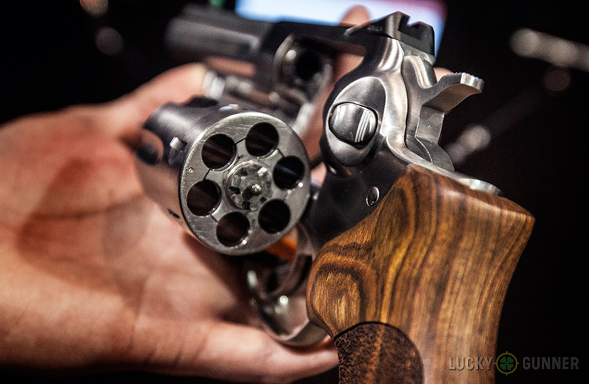 Ruger GP100 Match Champion Revolver - A Review