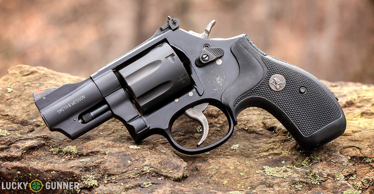 Smith & Wesson 386: The Best Revolver You've Never Heard Of