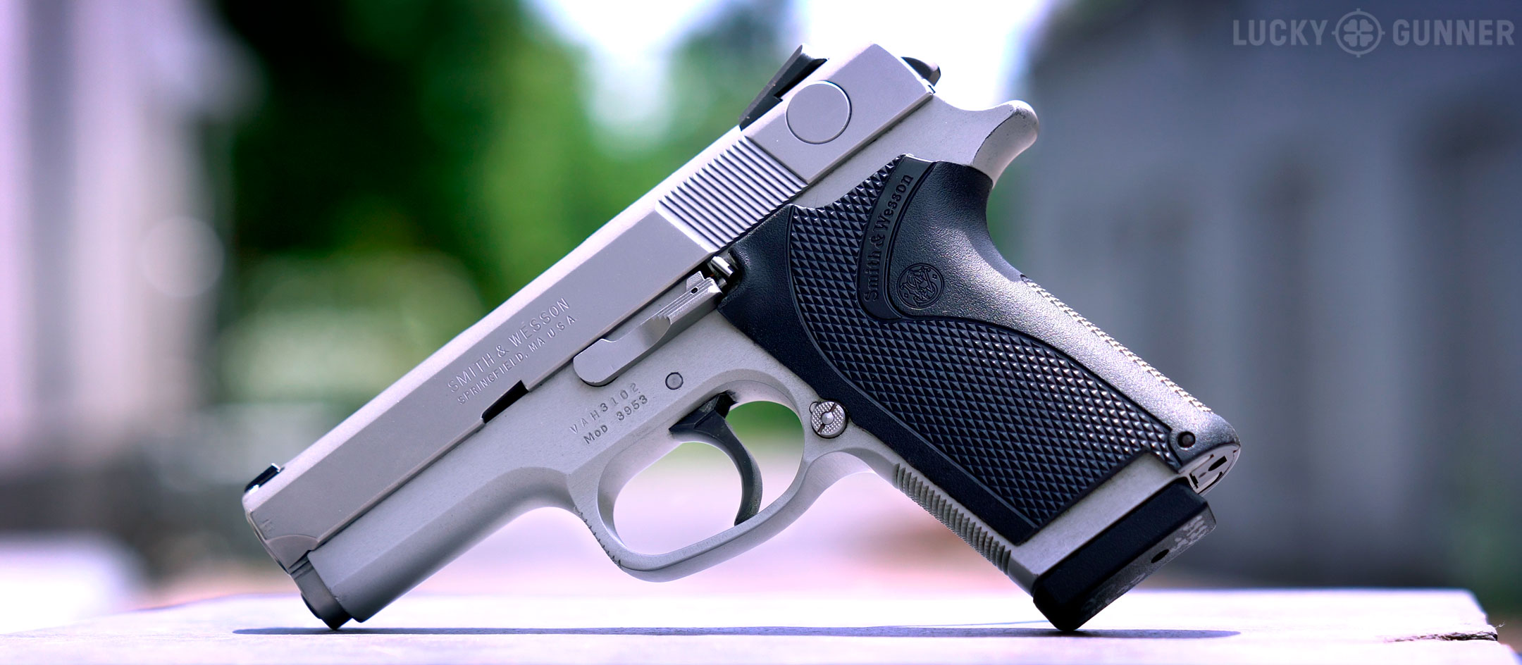 Smith & Wesson Model 3953
