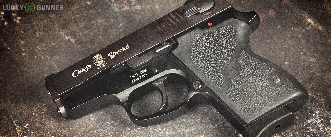 Guide to Smith & Wesson Semi-Auto Pistols & Their Model ...