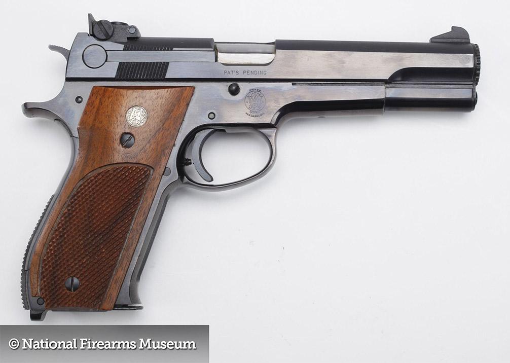 S&W Model 52
