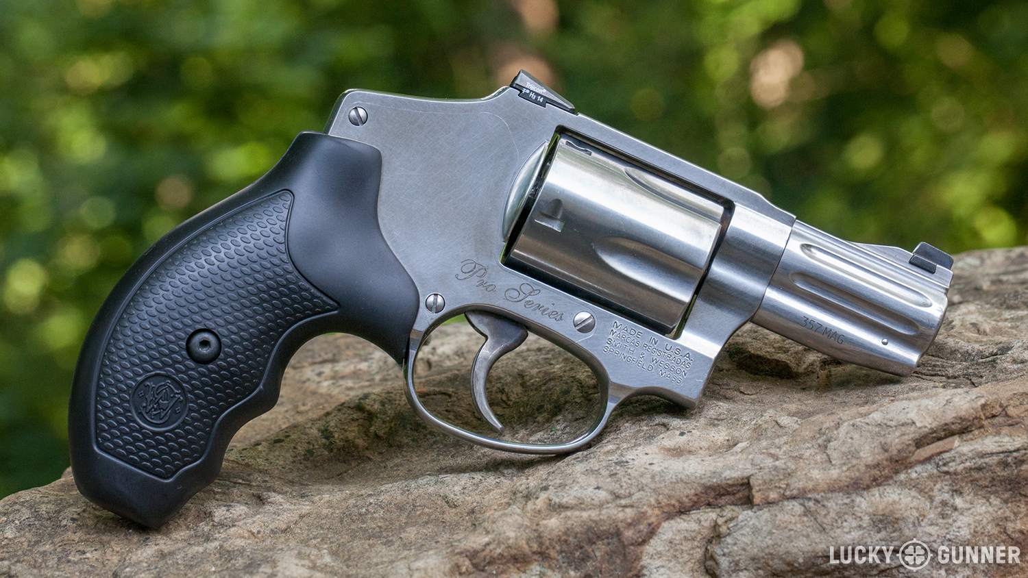 Smith & Wesson 640 Pro