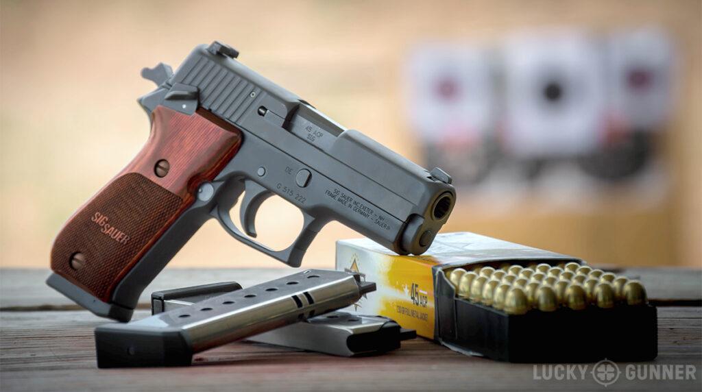 Sig P220 SAS SAO