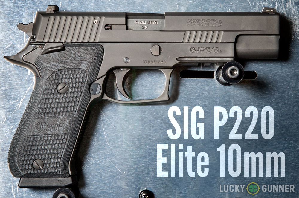 10mm Pistols - A Look At A Caliber's Resurgence