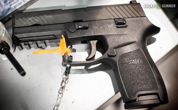 Sig P320 Carry