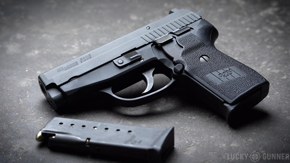A Tribute to the Sig Sauer P239